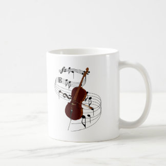 Cello Coffee Mug