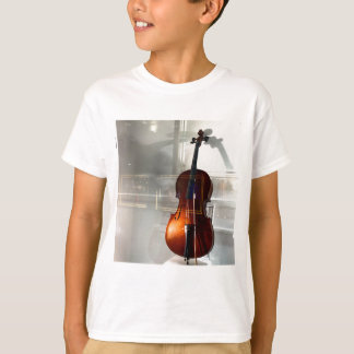 Cello In A Window T-Shirt