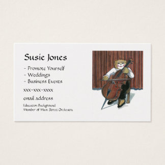 159 cellist business cards and cellist business card