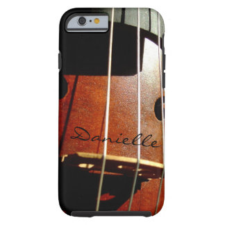Cello Player Personalized iPhone 6 case Tough iPhone 6 Case