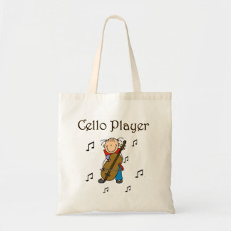 Cello Player Tshirts and Gifts Bags
