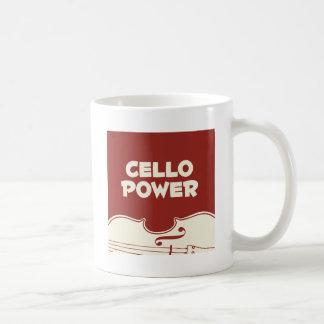 Cello Power! Coffee Mug