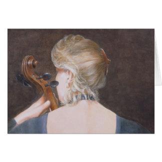Cello Professor 2005 Card