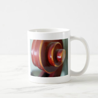 Cello Scroll Mug