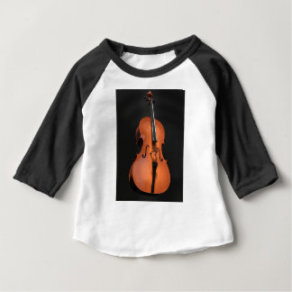Cello Strings Stringed Instrument Wood Instrument Baby T-Shirt