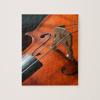 Cello Strings Stringed Instrument Wood Instrument Jigsaw Puzzle