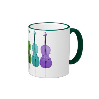 Cellos and Color Mugs
