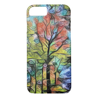 Cellphone Enclosure from Art in Canadian Forest iPhone 8/7 Case