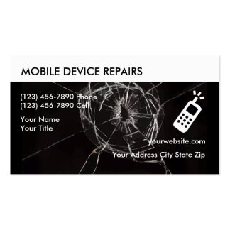 Cellphone Repair Business Cards