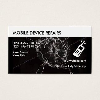 Cellphone Repair Business Cards