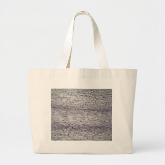 Cells of a root under the microscope. large tote bag