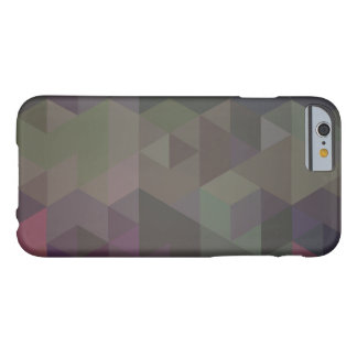 Cellular abstract print marries barely there iPhone 6 case