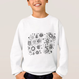 Cellular Design Sweatshirt