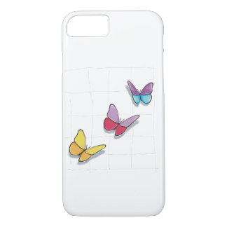 Cellular layer for Country Butterflies iPhone 8/7 Case