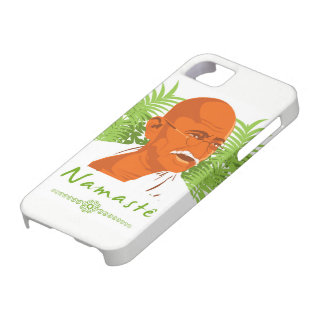 Cellular layer iPhone 5 Gandhi iPhone 5 Covers