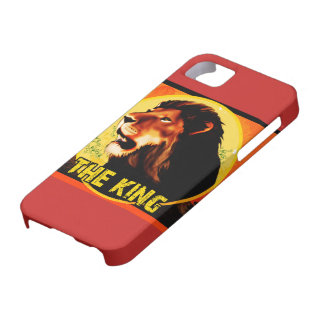 Cellular layer iPhone 5 The King Barely There iPhone 5 Case