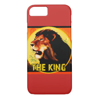 Cellular layer iPhone 7 The King iPhone 8/7 Case