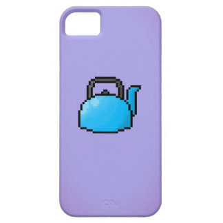 Cellular layer of pixel art iPhone 5 case