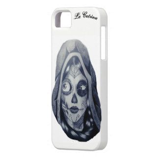 Cellular layer of There Catrina Case For The iPhone 5