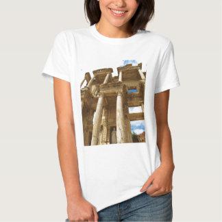 Celsius Library, famous  Roman building - Ephesus Tee Shirt