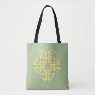 Celtic All-Over-Print Tote Bag