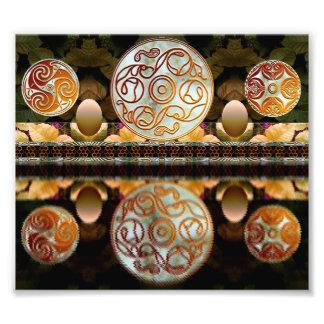 """Celtic Altar"" Photo Art Print"