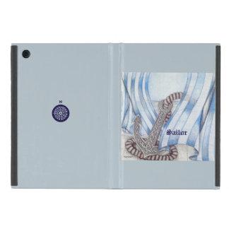 Celtic Anchor Nautical Choose Background Color Case For iPad Mini