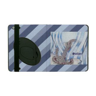 Celtic Anchor Nautical iPad Case