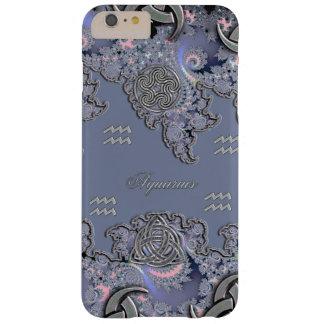 Celtic Aquarius Astrological Fractal iPhone 6 Case