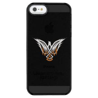Celtic Bird Clear iPhone SE/5/5s Case