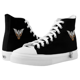 Celtic Bird High Tops