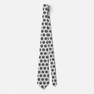Celtic Bird In Celtic Knot Neck Tie