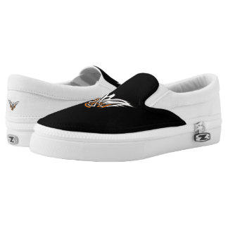 Celtic Bird Slip On Shoes