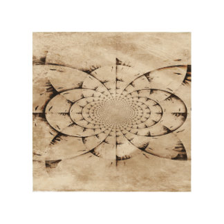 Celtic Brave Wall hanging Wood Canvases