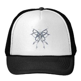 Celtic Butterfly Metal Hat