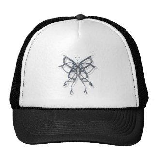 Celtic Butterfly Metal Hats