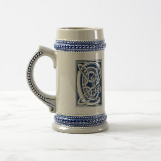 Celtic C Monogram Mug
