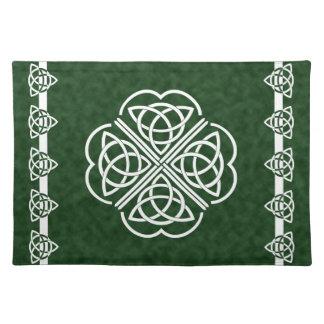 Celtic Clover - Placemat