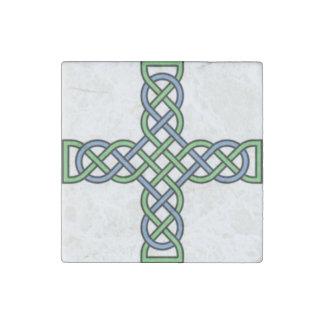 Celtic Coasters Stone Magnet