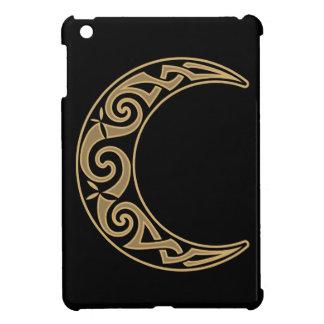 Celtic Crescent Moon Case For The iPad Mini