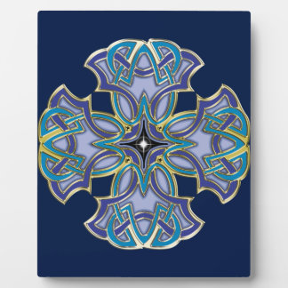 Celtic Cross 5 Display Plaque