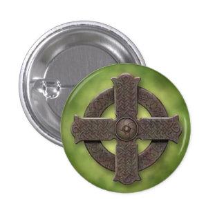 Celtic Cross Button