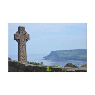 Celtic Cross Canvas Prints