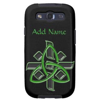 Celtic Cross Custom Samsung Galaxy S 3 Cases Samsung Galaxy SIII Covers