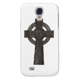 Celtic Cross Galaxy S4 Case