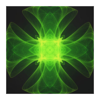 """Celtic Cross Glow"" Mandala Gallery Wrap Canvas"