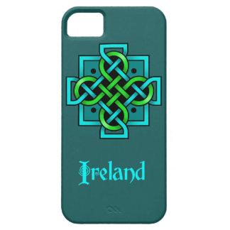 Celtic Cross iPhone 5/5S Barely There Case iPhone 5 Case