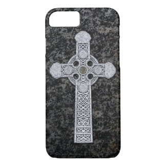 Celtic Cross iPhone 8/7 Case