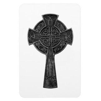 Celtic Cross Vinyl Magnet