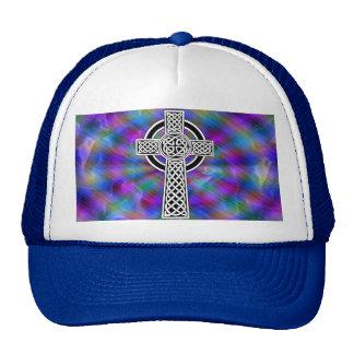 celtic cross wave hat